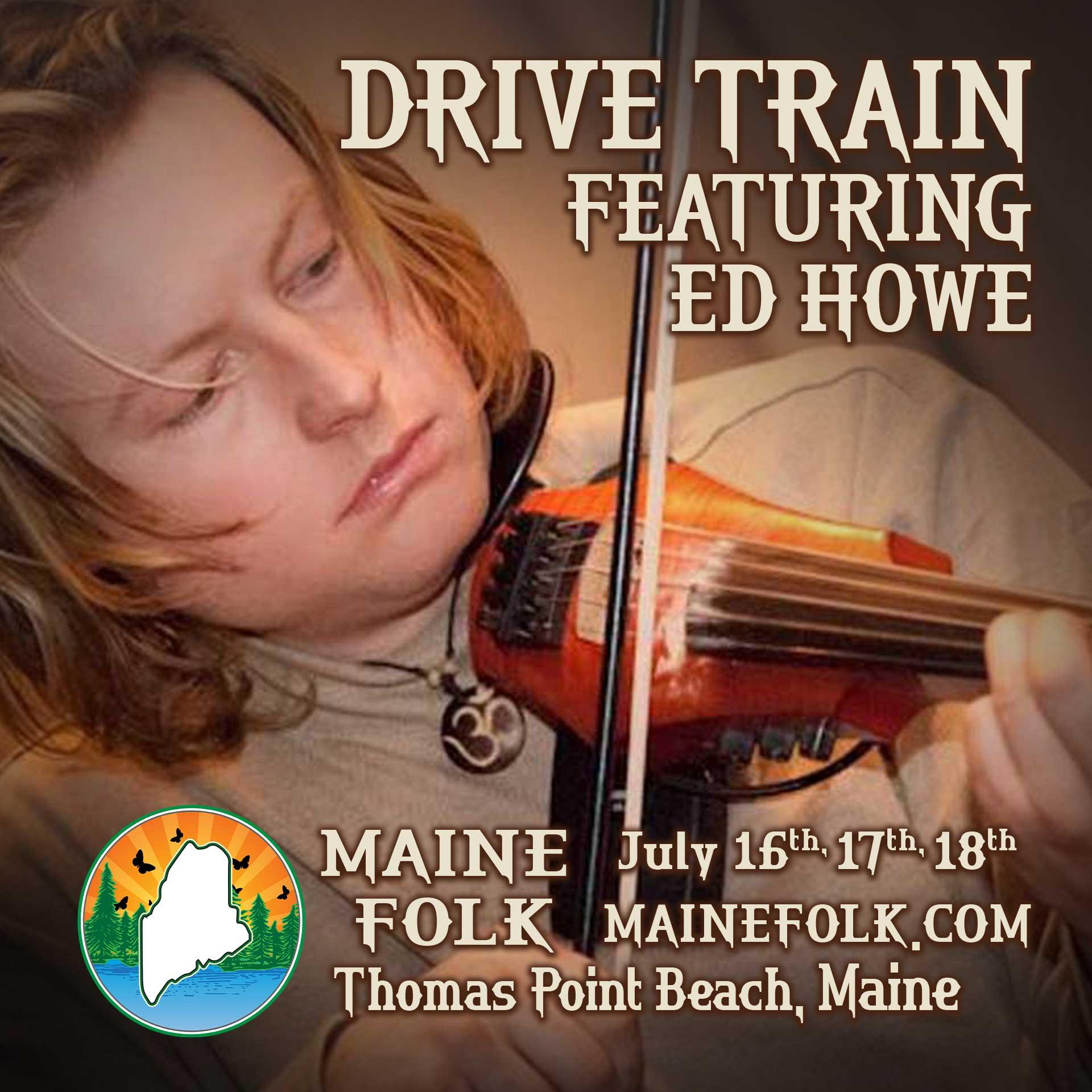 Drive Train, Ed Howe