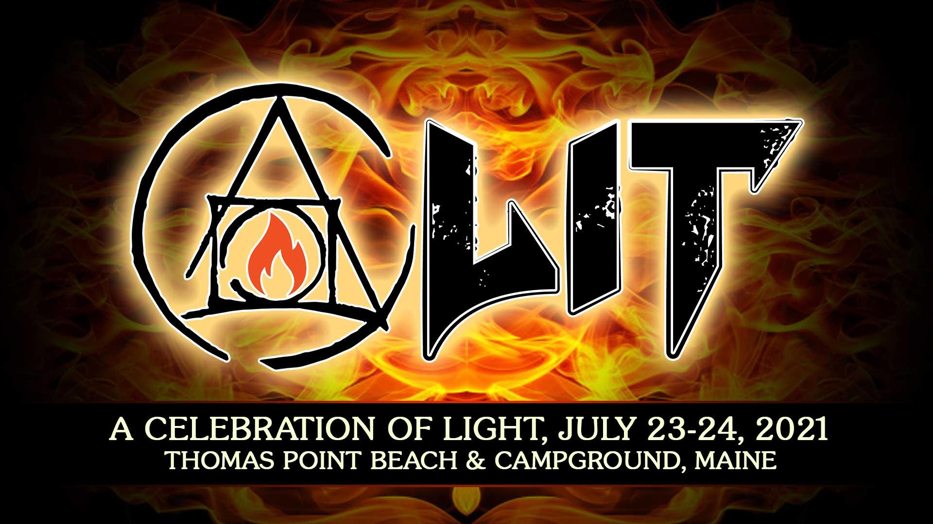 Lit a Celebration of Light