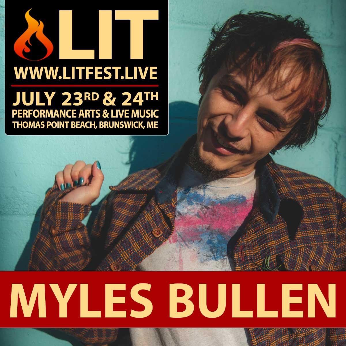 Myles Bullen