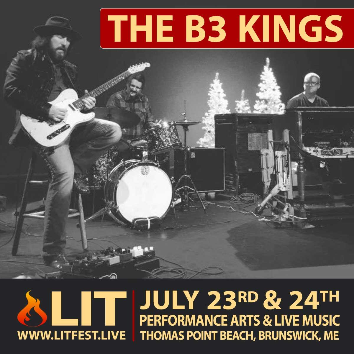 The B3 Kings